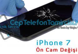iPhone 7 Ekran Camı Değişimi 199 TL
