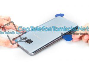 Samsung Note 5 Batarya Değişimi