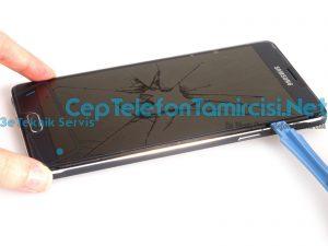 Samsung Note 4 Ön Cam Değişimi
