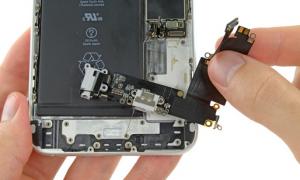 iPhone 6 şarj olmuyor