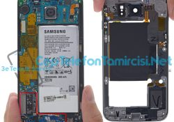 Samsung S6 Edge Şarj Soketi Değişimi