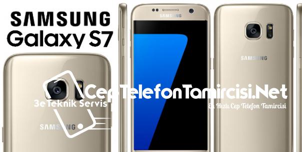 Samsung Galaxy S7 Ön Cam Değişimi