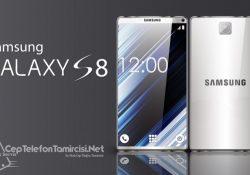 Samsung S8 Ekran Değişimi