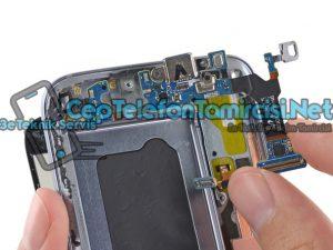Samsung S7 Şarj Soketi Değişimi