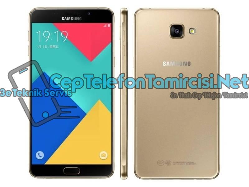 Samsung A9 2017 Ekran Değişimi