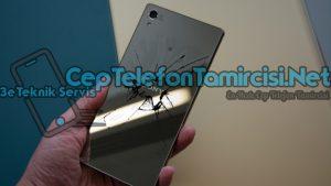 Sony Xperia Z5 Premium Arka Cam Değişimi