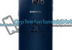 Samsung S6 Edge Plus Arka Kapak Değişimi
