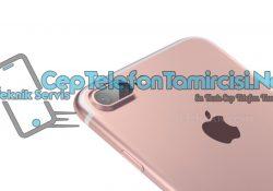 iPhone 7 Kamera Camı Değişimi