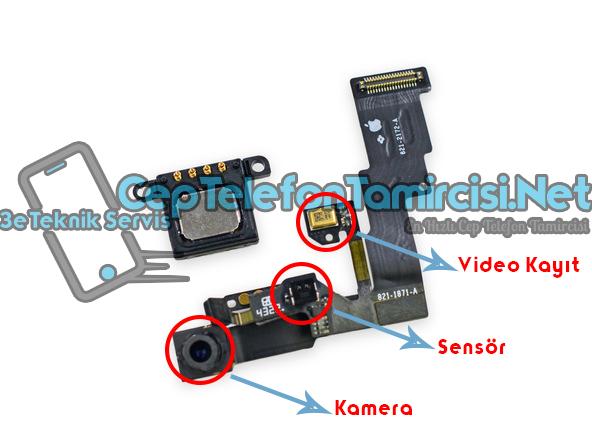 iPhone 6 Sensör Değişimi