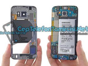 Samsung S6 Edge Cam Değişimi Yapılmamaktadır. Komple Ekran Değişimi Yapılmaktadır. Samsung S6 Edge Cam Değişimi Türkiye'de profesyonel olarak yapılamamaktad