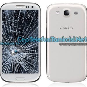 Samsung Galaxy S3 Ön Cam Değişimi