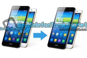 Huawei Y6 Ekran Değişimi