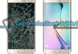Samsung S6 Edge Ön Cam Değişimi