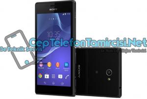 Sony Xperia M2 Ekran Değişimi