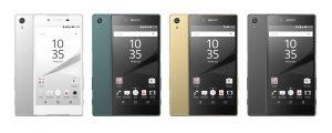 Sony Z5 Premium Ekran Lcd Değişimi