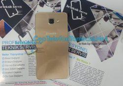 Samsung Galaxy A7 2016 Arka Kapak Değişimi