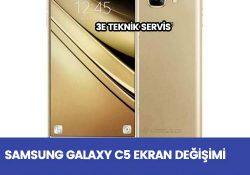 Samsung Galaxy C5 Ekran Değişimi