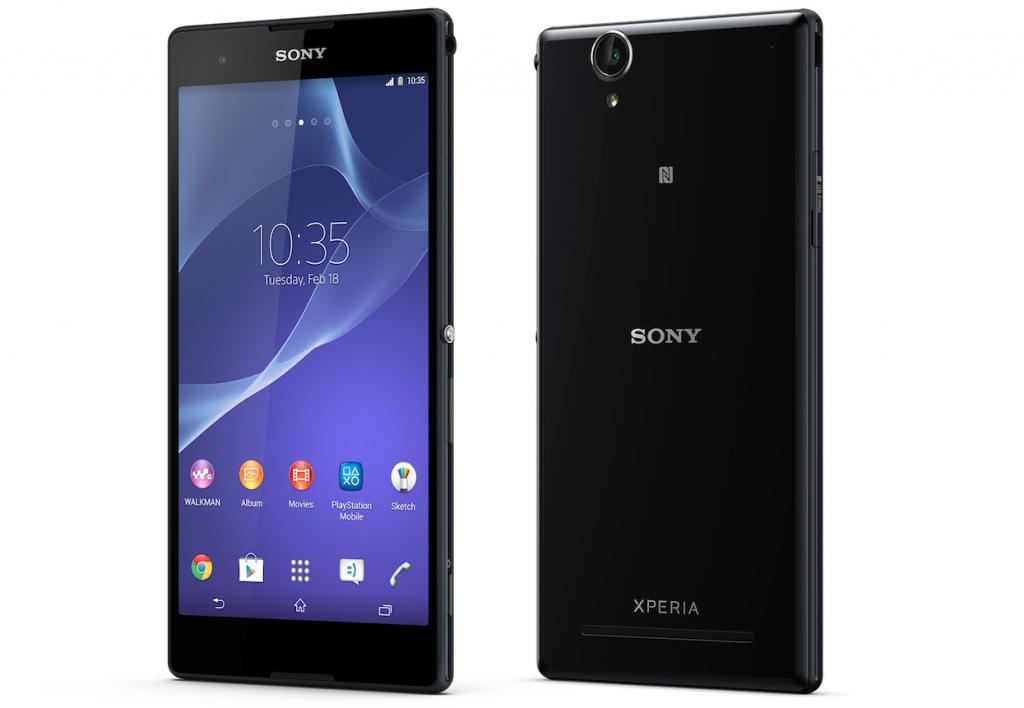 SONY T2 Ultra Ekran Değişimi