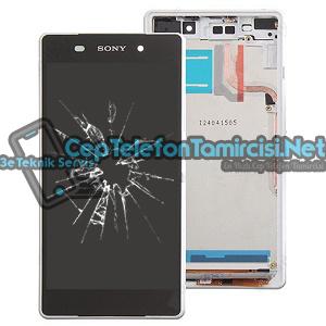 Sony Xperia Z2 Ekran Değişimi