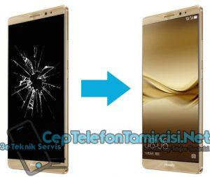 Huawei Ascend Mate 8 Ekran Değişimi