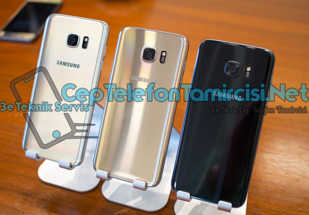 Samsung S7 Orjinal Arka Kapak Değişimi