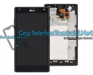 LG E975 Optimus G Ekran Değişimi