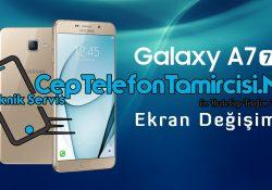 Samsung Galaxy A7 2017 Ekran Değişimi