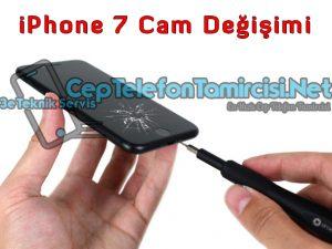 iPhone 7 Cam Değişimi