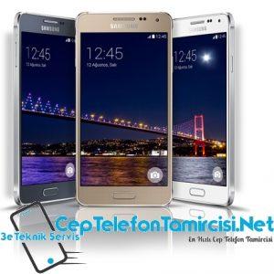 Samsung Alpha Ekran Değişimi