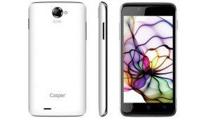 Casper ViaA3216 Ekran Değişimi