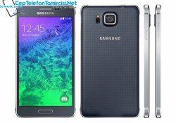 Samsung G850 Alpha Cam Değişimi