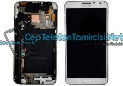 Samsung Note 3 Ekran Değişimi