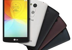 LG L Bello D331 Ekran Değişimi