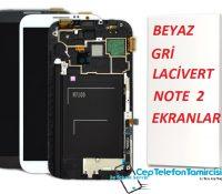 Samsung Note 2 Ekran Değişimi