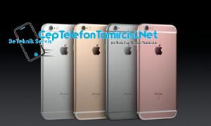 Iphone 6S Kasa Problemleri ve Değişimi