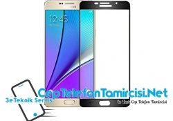 Samsung A7 Ekran Ön Camı Değişimi