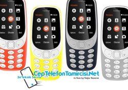 Yeni Nesil 3310 Ekran Değişimi