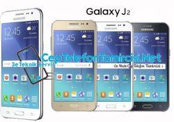 Samsung J2 Şarj Soketi Değişimi