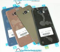 Samsung S8 Pil Kapağı Değişimi