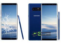 Samsung Note 8 Cam Değişimi